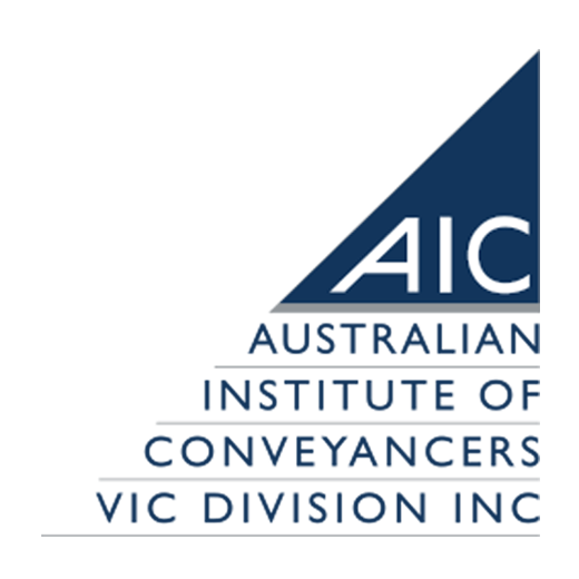 Australian Institute of Conveyancing Logo | Conveyancing Lab Affiliations